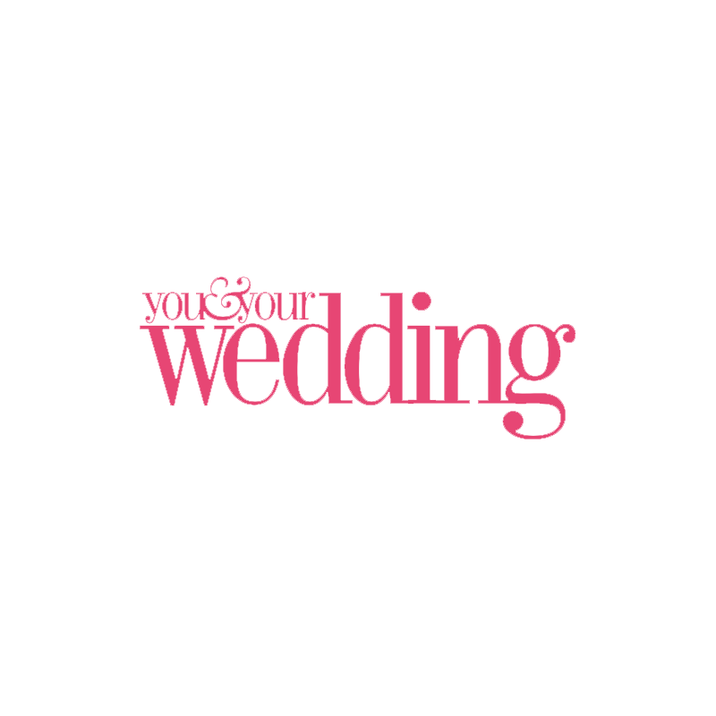 Flamboyant Invites as featured on You and Your Wedding