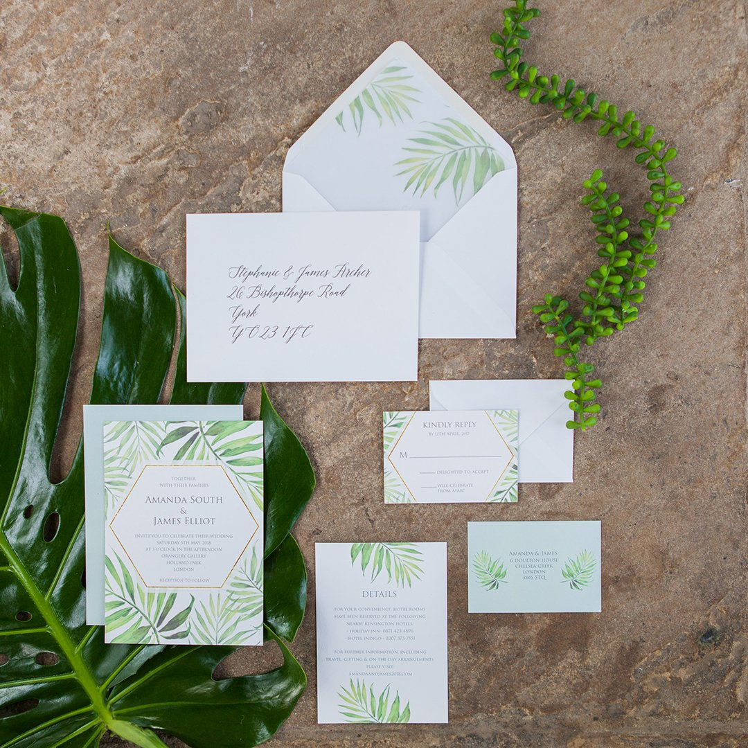 Get your FREE wedding stationery guide