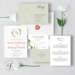 How to create your own wedding brand, Tips from a Surrey Wedding Stationer, Surrey Wedding Stationery Design, Flamboyant Invites
