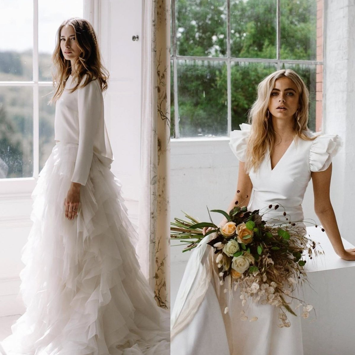 Bridal Trends 2020.Wedding Trends 2020 Sustainability And Individuality
