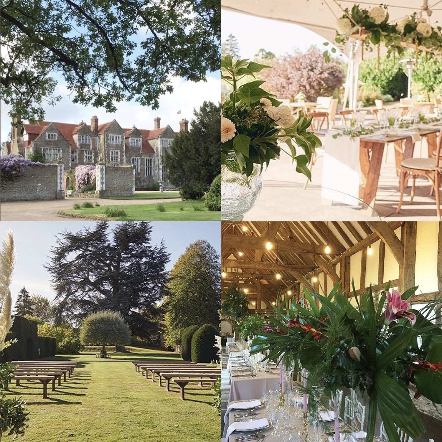 Loseley Park Surrey Wedding Venue | wedding stationery Surrey, Flamboyant Invites
