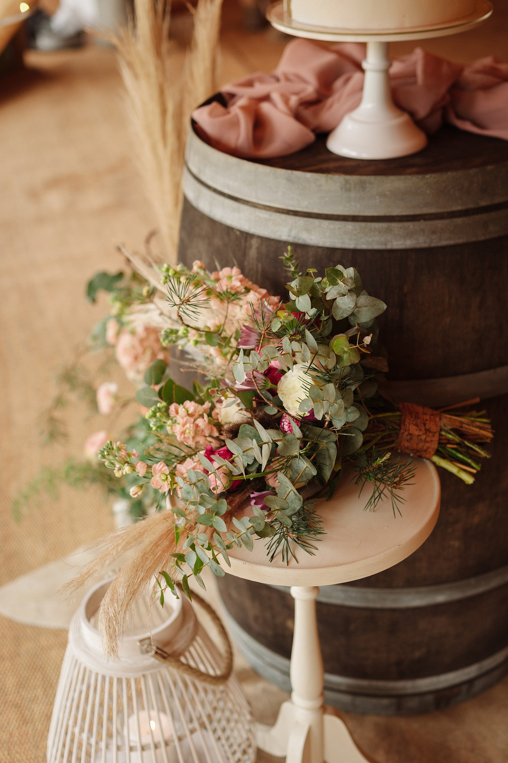 Boho Wedding Inspiration | Flamboyant Invites
