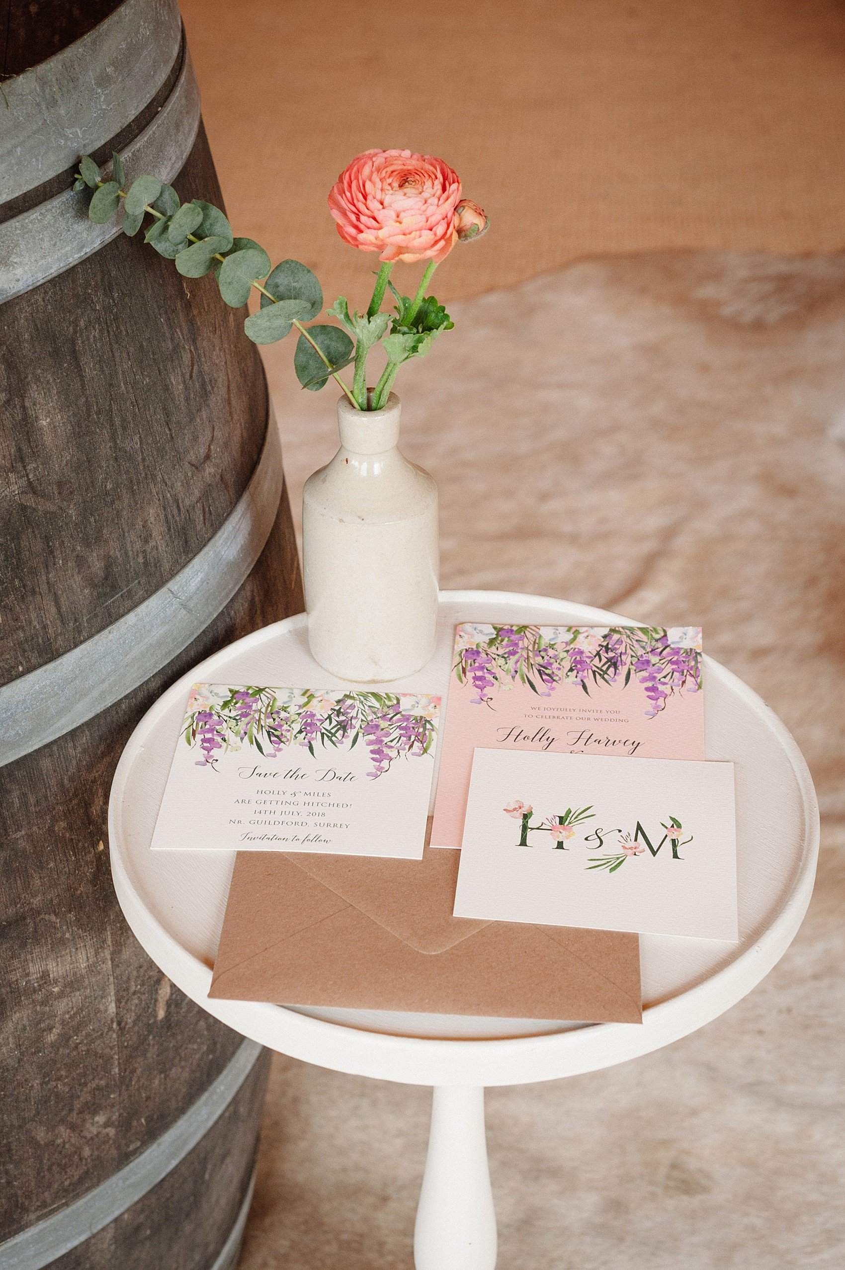 Boho Wedding Stationery Inspiration | Flamboyant Invites