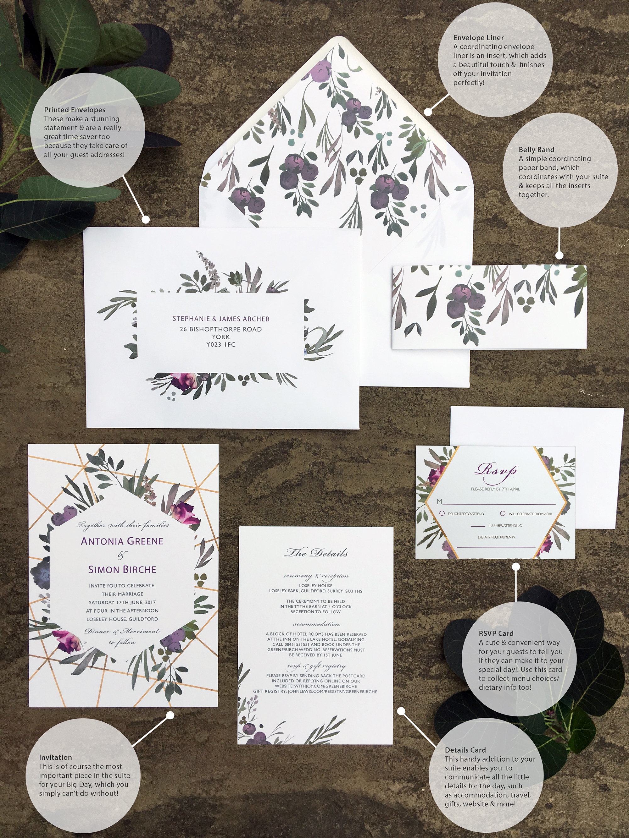 The Ultimate Wedding Stationery Guide