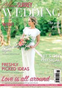 Featured in Your Surrey Wedding | Flamboyant Invites