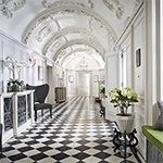 Barnett Hill Hotel Surrey Wedding Venue, Flamboyant Invites