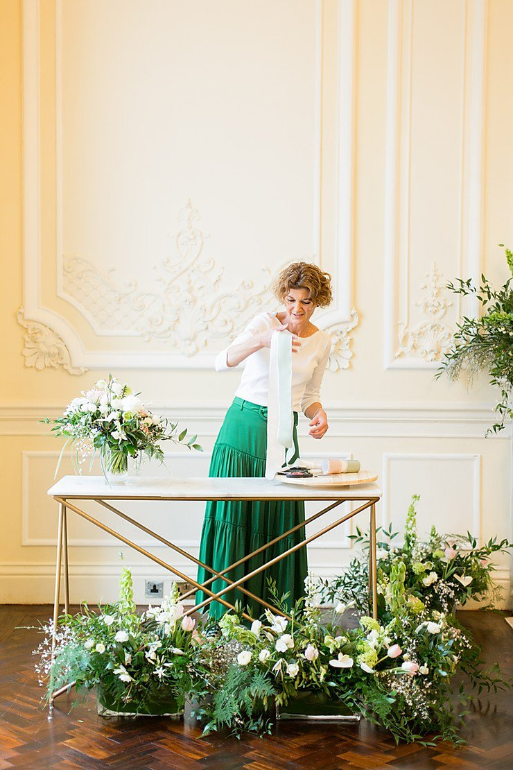 Johanna Pedrick Flowers Booking a Florist Tips, Flamboyant Invites