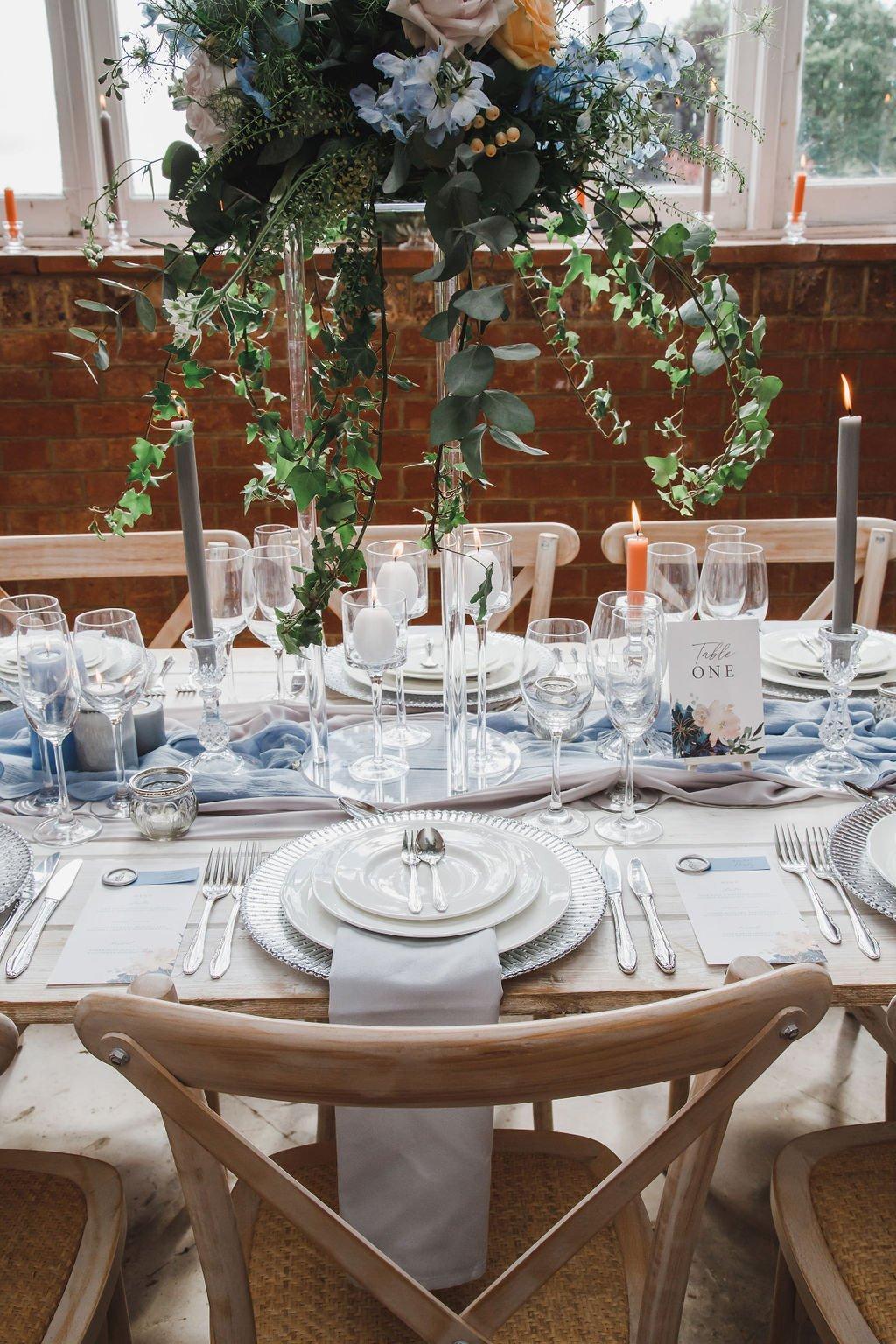 Floral Wedding Stationery, Flamboyant Invites