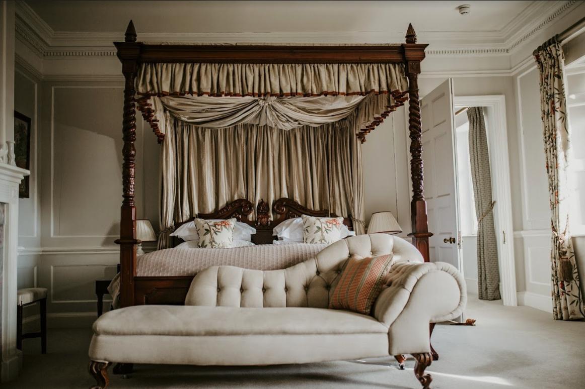 Pentillie Castle Winter Styled Shoot | Flamboyant Invites