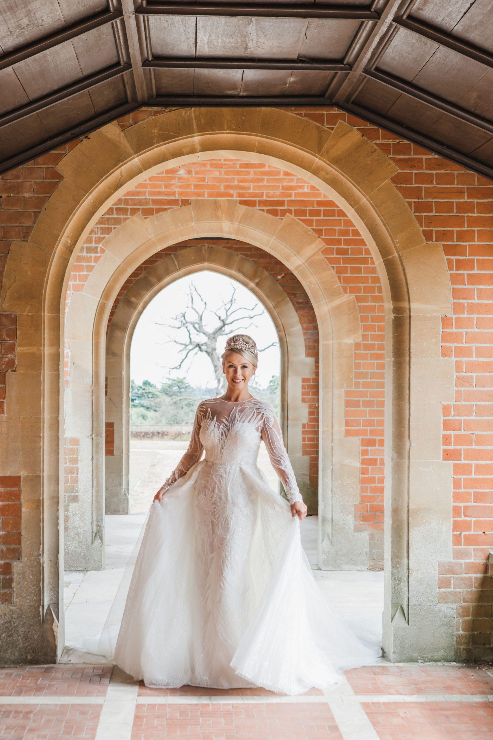 Bridal Dress Inspiration | Flamboyant Invites