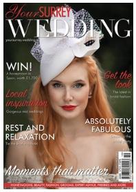 Featured in Your Surrey Wedding Magazine | Flamboyant Invites