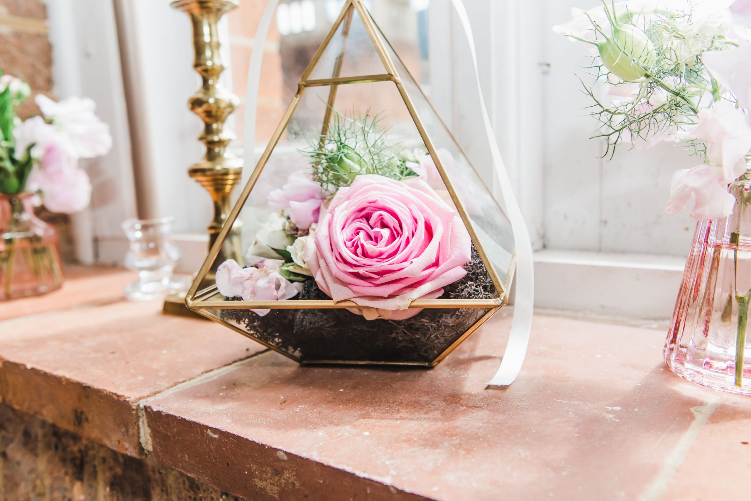 Floral Details | Flamboyant Invites