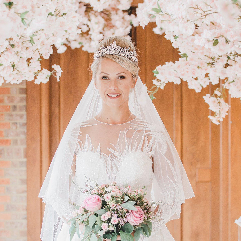 Spring Wedding Ideas   Flamboyant Invites