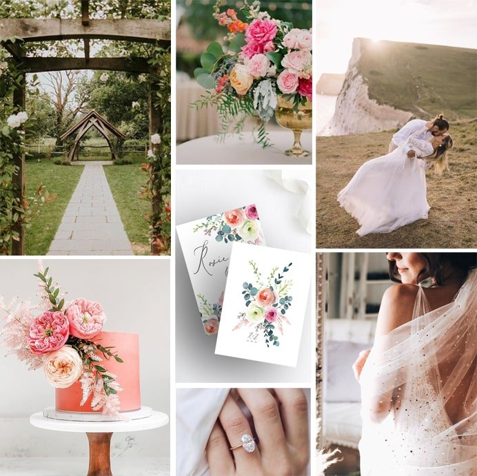 8 Tips to Finding the Perfect Wedding Stationery | Flamboyant Invites