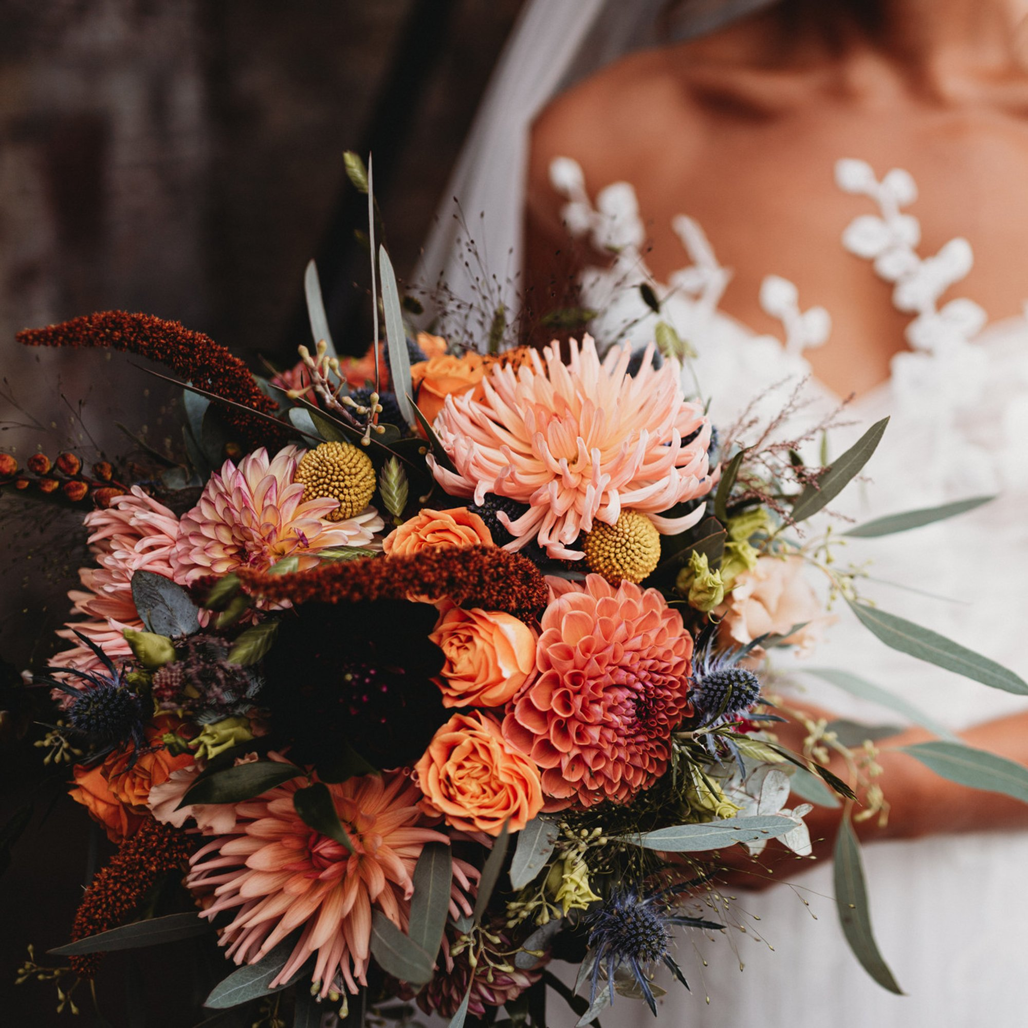 Choosing Flowers for Your Wedding Day | Flamboyant Invites