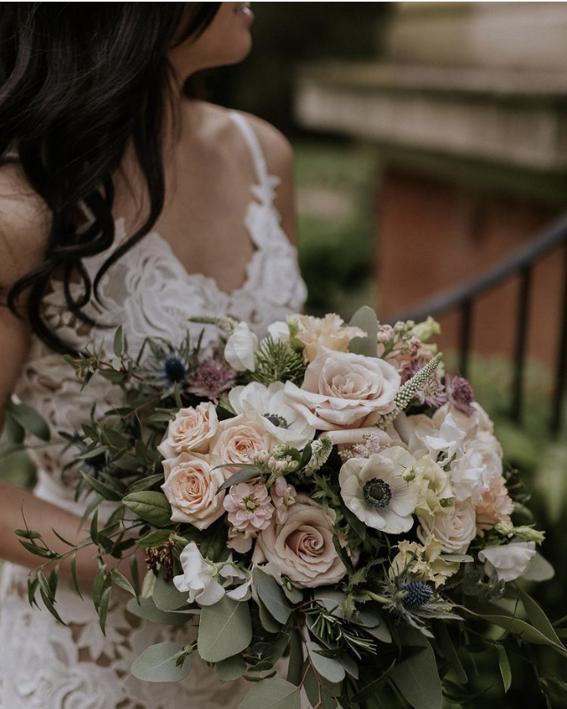 May Wedding Bridal Bouquet Inspiration | Flamboyant Invites