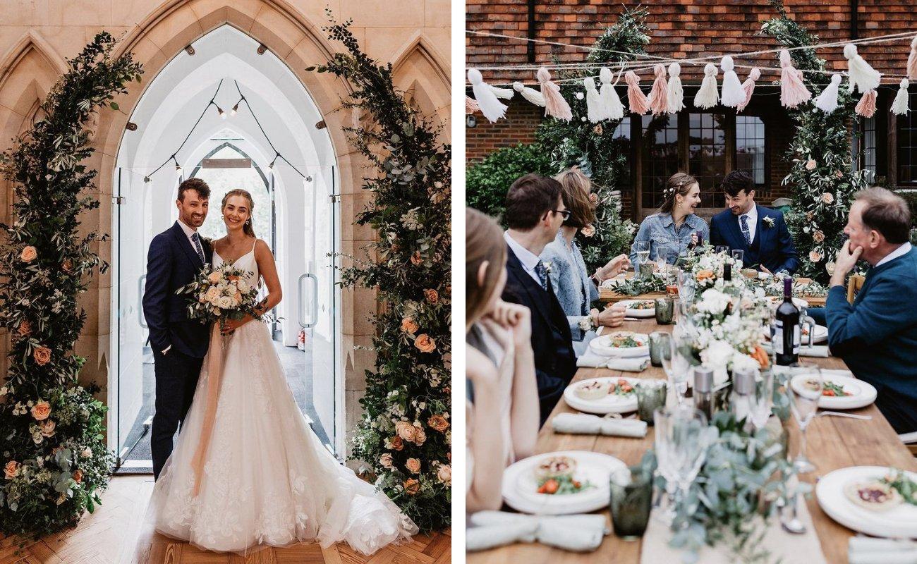 Summer Wedding Flower Inspiration | Flamboyant Invites